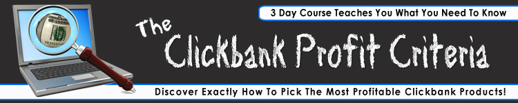 Clickbank Affiliate course